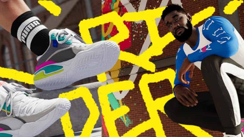 NBA 2K21 Gets New Puma Gear, Including The Court Rider 2K Sneaker