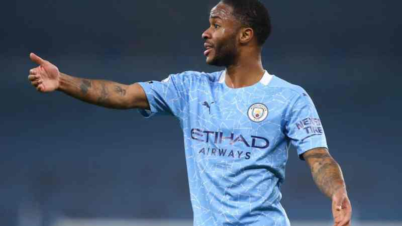 Barcelona target out of favour Manchester City winger Raheem Sterling in January move