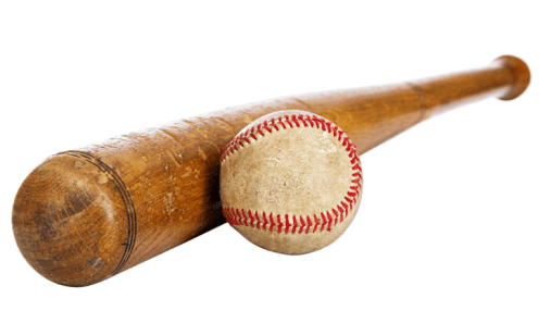 Wooden Baseball Bat Batting Practice