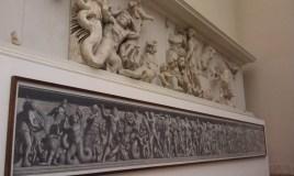 Pergamon Altar acropolis wall