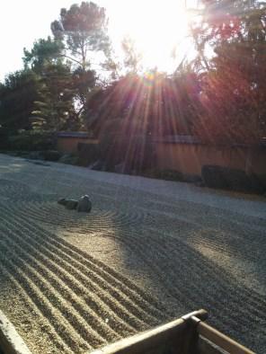 Karesansui - Dry Landscape Garden