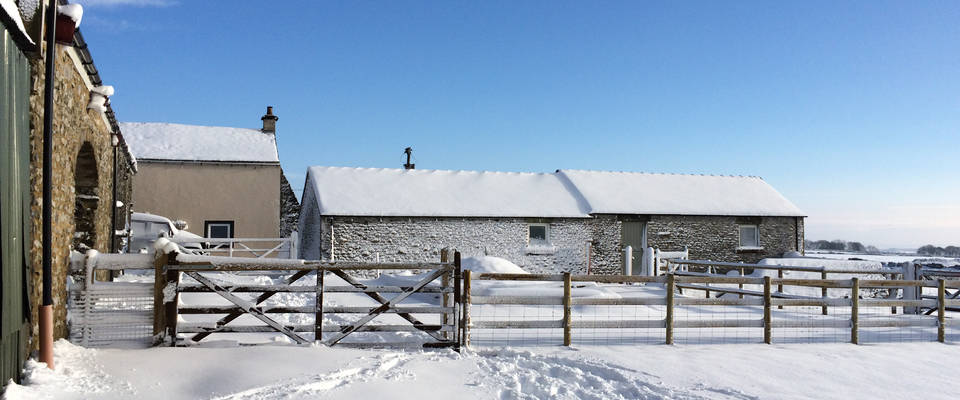 Five Wells Barn- Holiday Cottage