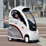 Robot car that can drive itself