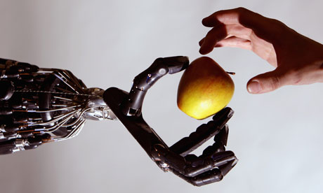 The future of the human machine interface