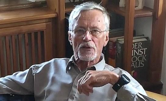 Interview with Derrick de Kerckhove