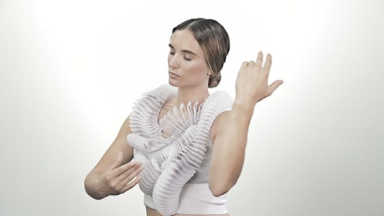 Responsive 3D Printed Wearables