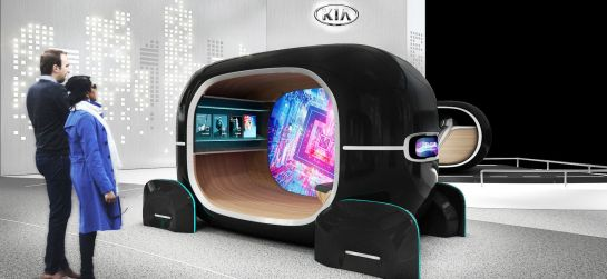 Kia to demonstrate Real-time Emotion Adaptive Driving