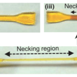 Self-growing materials that strengthen in response to force