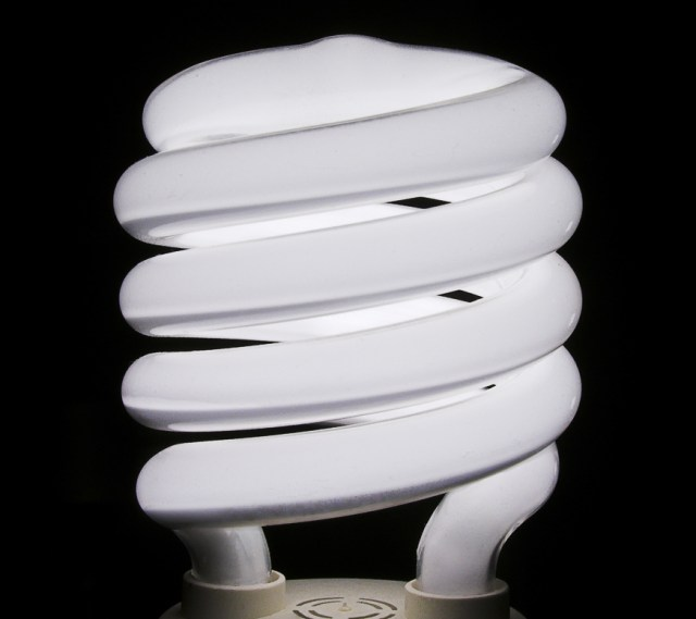 cfl bulb, efficiency, personal development