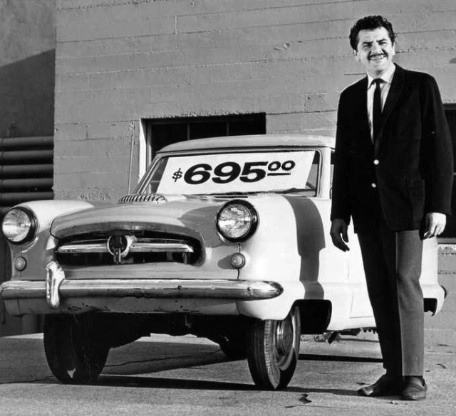 Car salesman, bonds, wealth, investment
