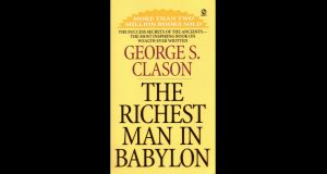 George Clason, review, wealth