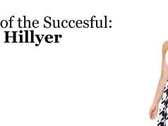regan hillyer, passion, success