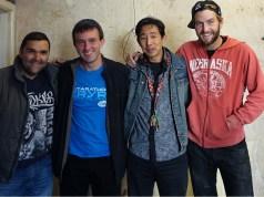 Alex Williams, Ben Chai, landlords