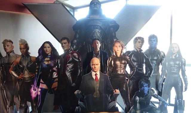 Super heroes, xmen