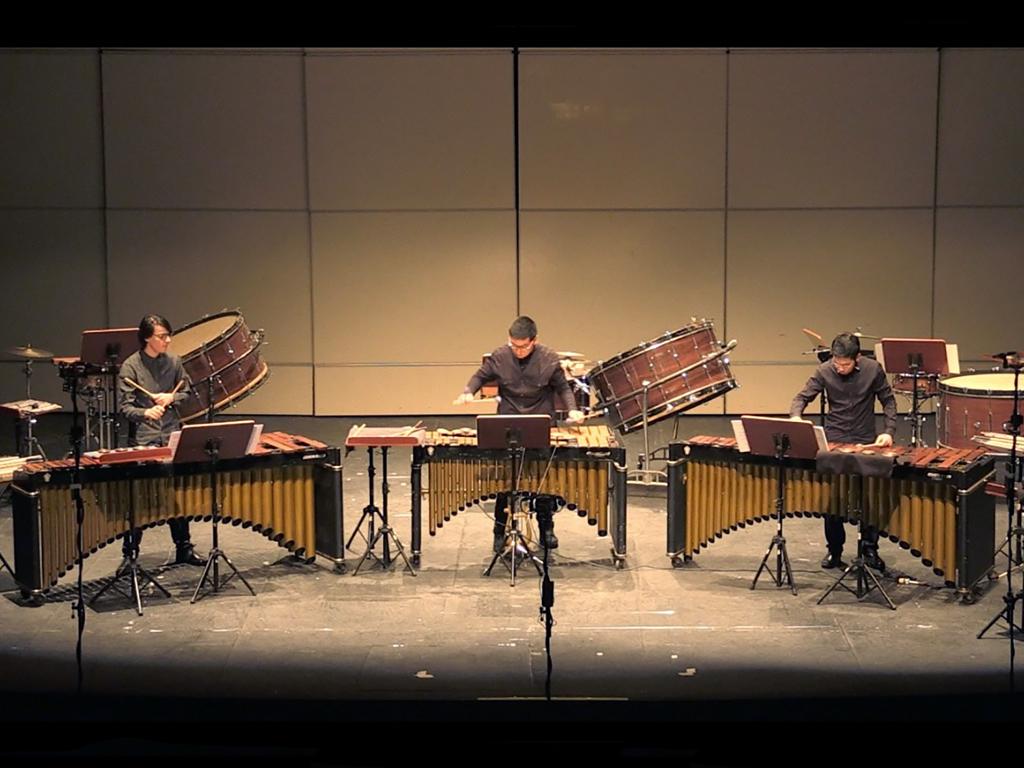 Ensamble de Percusiones Pulsar en Concierto