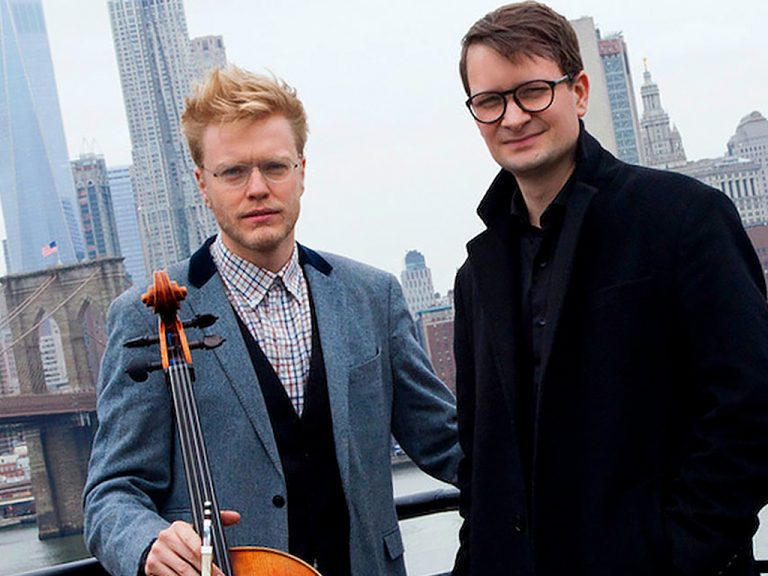 FIV León Shaw Magnussen Duo
