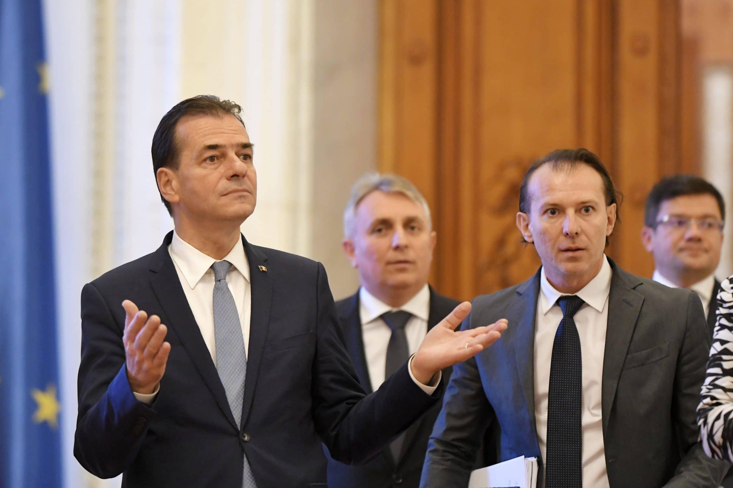 Florin Citu Ludovic Orban