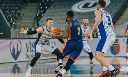 CSM Târgu Jiu bate din nou Steaua în Liga Națională de Baschet Masculin