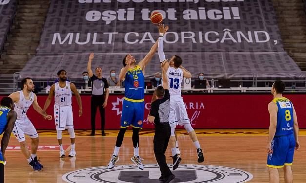 CSU Sibiu s-a distrat cu CSA Steaua, revenindu-și după eșecul din etapa anterioară