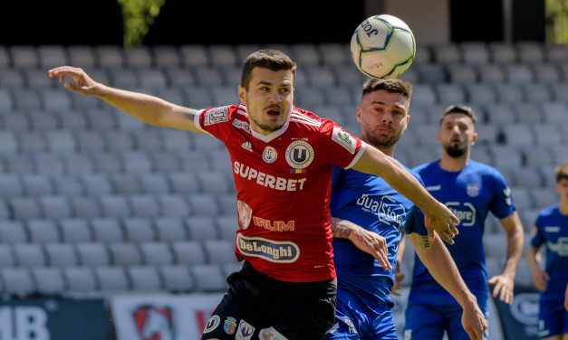 Universitatea Cluj trage cortina peste sezonul ligii secunde cu o înfrângere în fața Comunei Recea