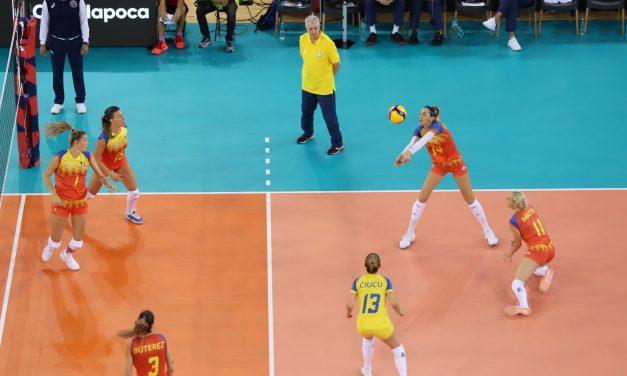 România a suferit a patra înfrângere la EuroVolley 2021