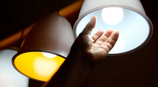 Troca de Lampada em Blumenau