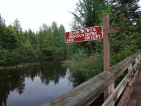 Cedar Trestle