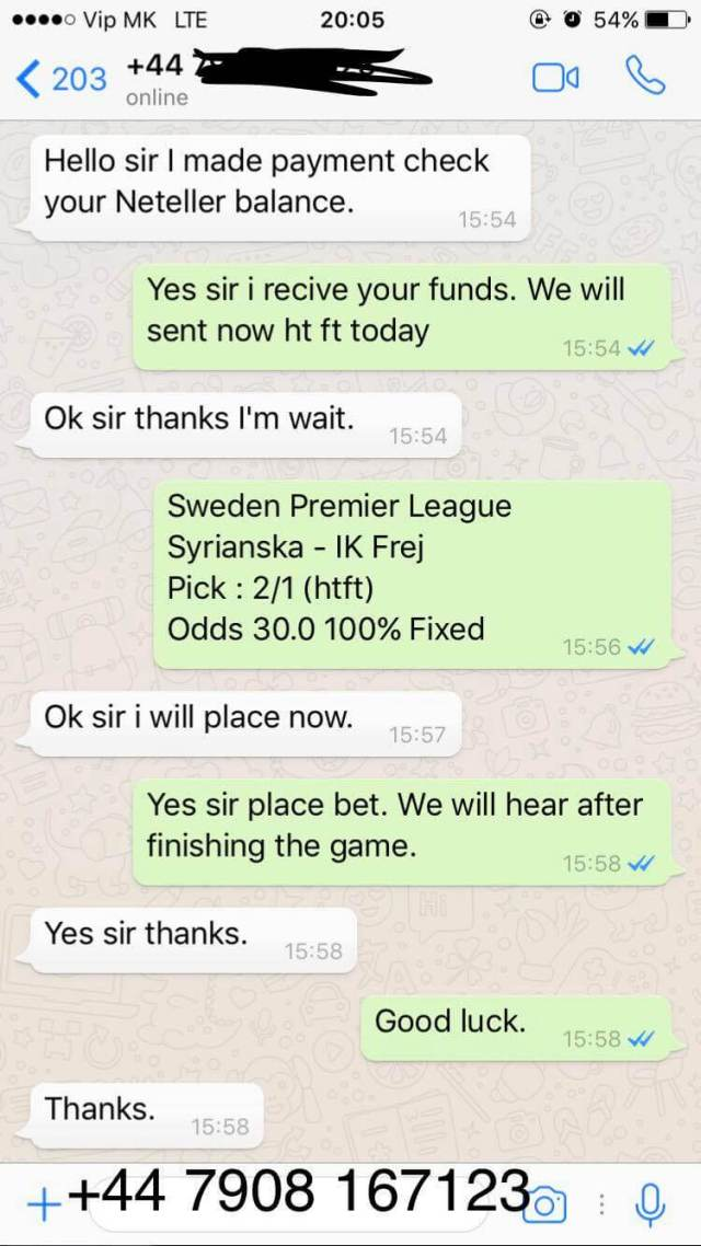 fixed matches 2/1