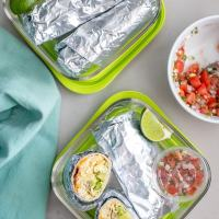 Easy Meal Prep Breakfast Burritos