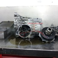 Audi CVT with stripped gears