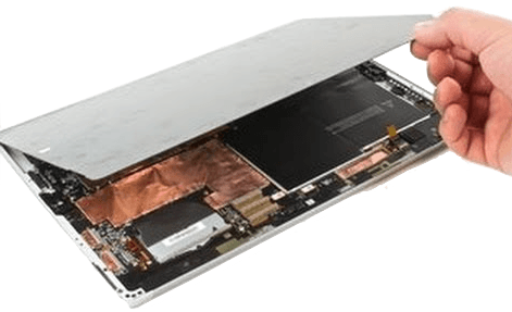 Surface Pro 2017 screen repair