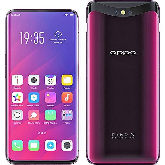 Oppo Find X in UK Fix Factor Support