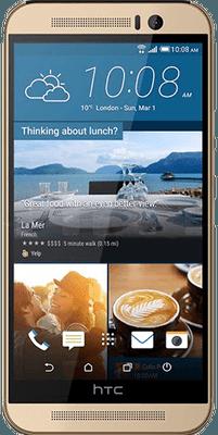 Localiser HTC One