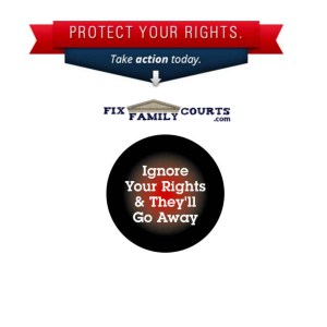 protect rights take action ignore lose