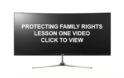 Protecting Family Rights Lesson One | Fix Family Courts