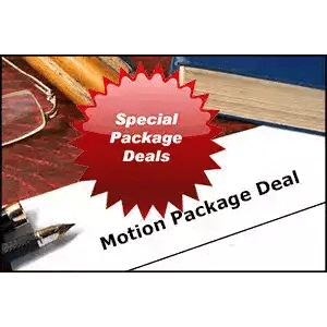 Motions Package One