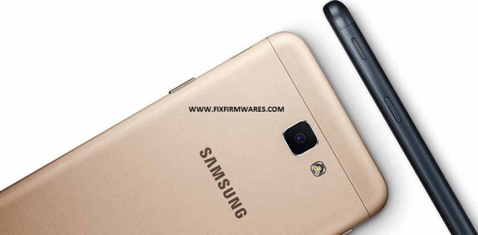 Samsung Galaxy J5 Prime SM-G570F ADB Enable File For Bypass FRP