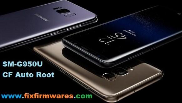 SM-G950U CF Auto Root File free For S8 root FixFirmwares com