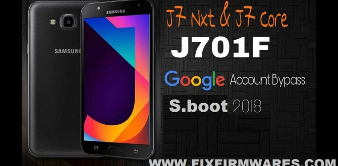 SM-J701F ENG S Boot 8 1 0 File For ADB Enable and Bypass FRP