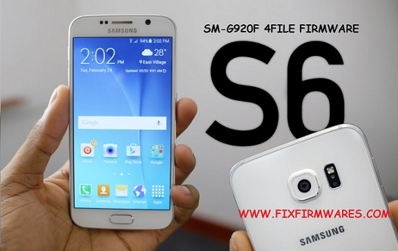 SM-G920F Galaxy S6 4 File Firmware 7 0 Download Free