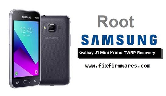 SM-J106H Cf Auto Root File Download Samsung Galaxy J1 Mini Prime