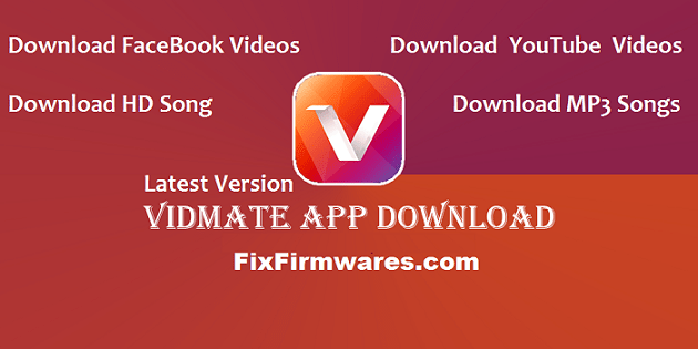 Vidmate | Latest Version Of Vidmate, Download APK