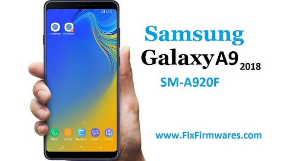 Samsung Galaxy A9 | SM-A920F Boot File 8 0 0 Download