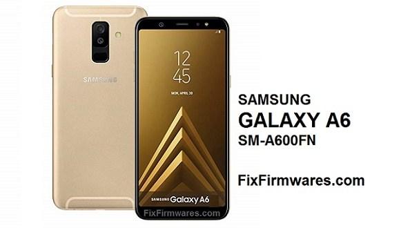 Samsung Galaxy A6 | SM-A600FN Combination