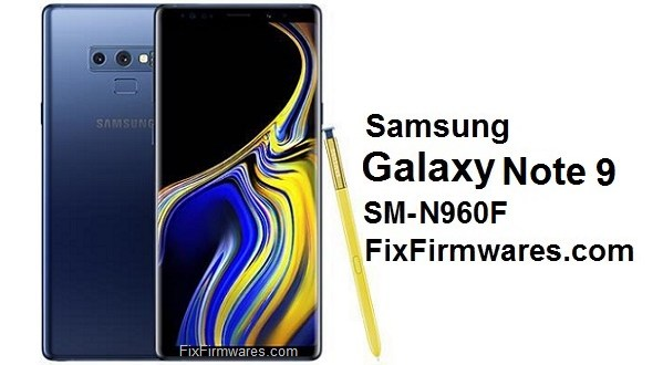 Samsung Sm N960f Combination Firmware File - Classycloud co