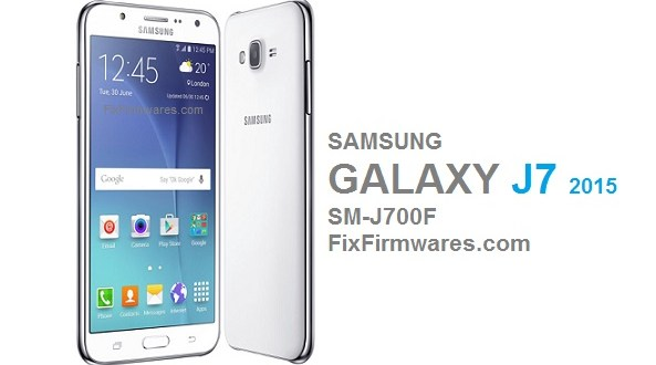 SAMSUNG FIRMWARE | SM-j700F 4-File Official Firmware