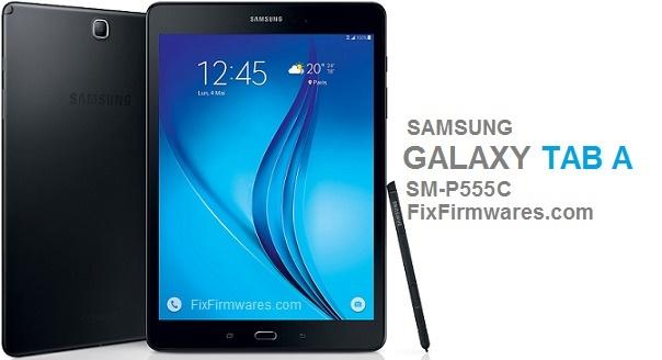 Samsung Galaxy Tab A 9 7 | SM-P555C - CF Auto Root - File