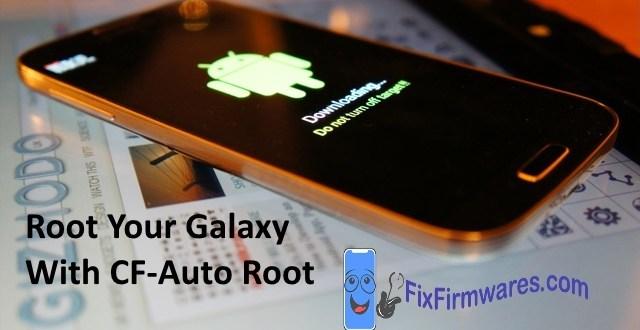 Samsung Galaxy J3 Prime | SM-J327W - CF Auto Root - File
