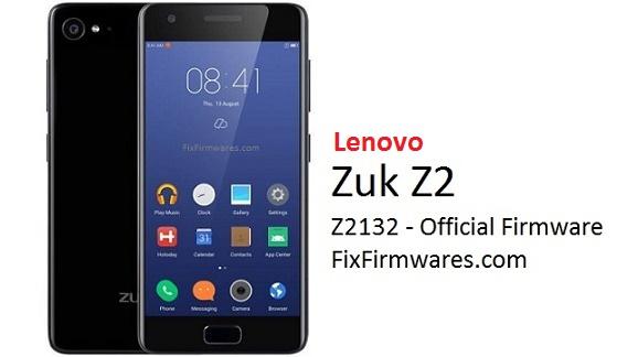 Lenovo Zuk Z2 Official Firmware Download - Fix Firmware