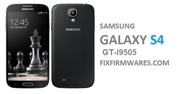 CF Auto Root | GT-I9505 - Samsung One Click Root File
